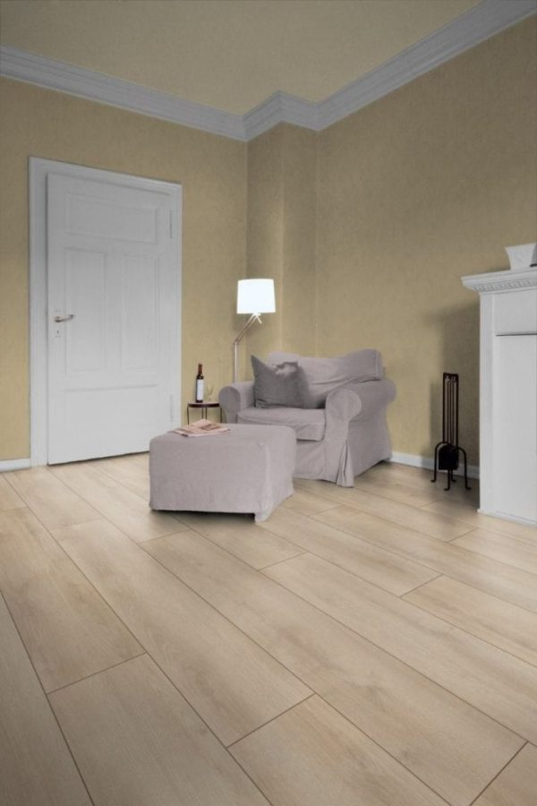Kronotex Advanced Sommer Eiche beige XL Landhausdiele