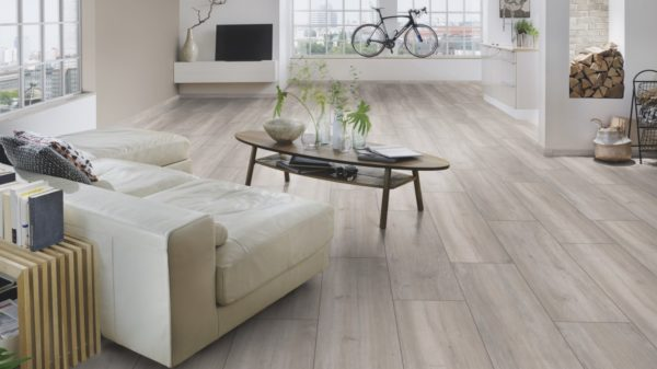 Kronoflooring Variostep Wide Body Rockford Oak XL Landhausdiele Laminat