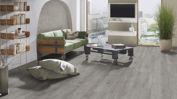 Kronoflooring Variostep Wide Body Atomic Oak XL Landhausdiele Laminat
