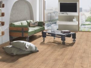 Kronoflooring Variostep Wide Body Long Island Oak XL Landhausdiele Laminat